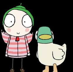 Sarah_&_Duck