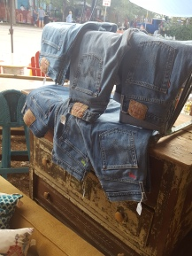 Jeans, Jeans and more Jeans