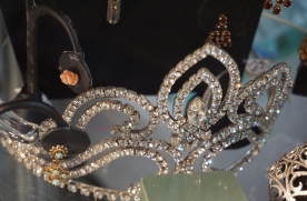 A tiara fit for a queen?